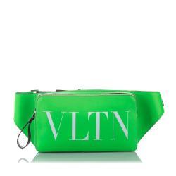 Valentino Leather VLTN Belt Bag