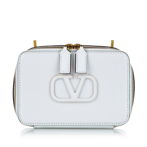 Valentino VSling Leather Crossbody Bag