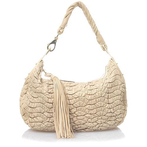 Versace Bubble Handbag