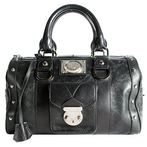 Versace Madonna Satchel Handbag