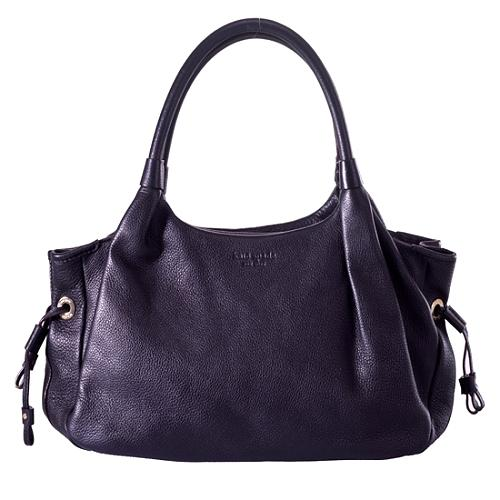 kate space Gramercy Park Stevie Satchel Handbag