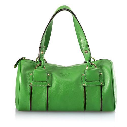kate spade Belle Meade Logan Satchel Handbag