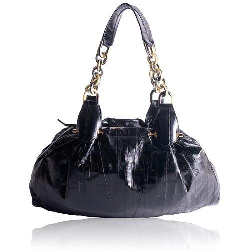 kate spade Eel Skin Satchel Handbag