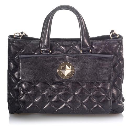 kate spade Gold Coast Maryanne Quilted Leather Shopper Handbag