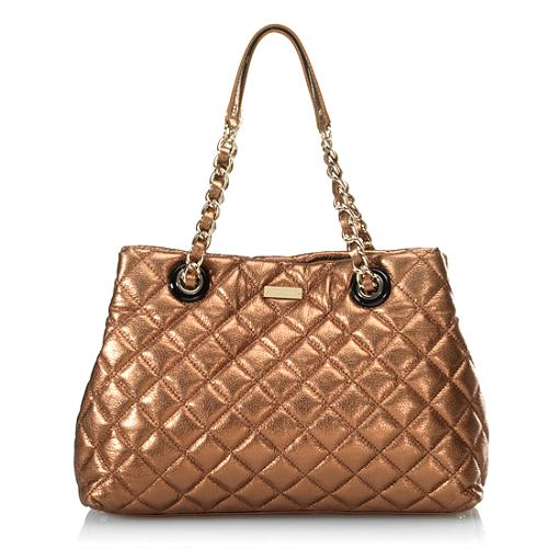 kate spade Gold Coast Maryanne Quilted Leather Shopper Tote