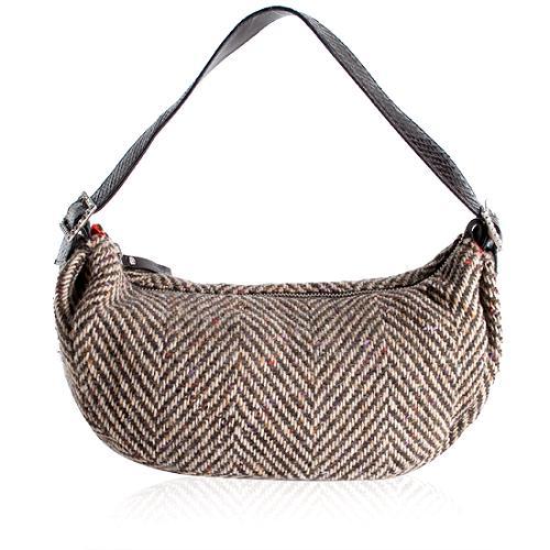 kate spade Houndstooth Shoulder Handbag