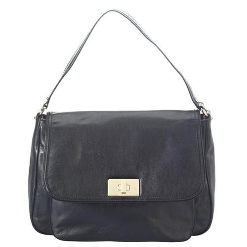 166f61f52def kate spade Irving Place Leather 'Nicoline' Shoulder Handbag