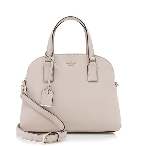 kate spade Leather Cameron Street Lottie Satchel