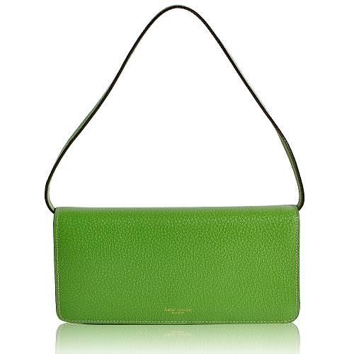 kate spade Leather Convertible Clutch