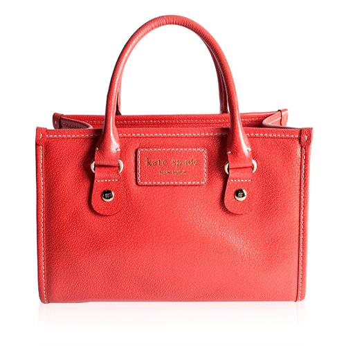 kate spade Leather Small Satchel Handbag
