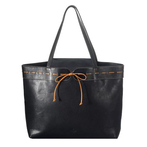 kate spade Leather with Bow Tote