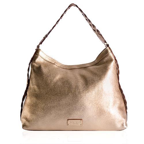 kate spade Metallic Jamesport Natia Hobo Handbag