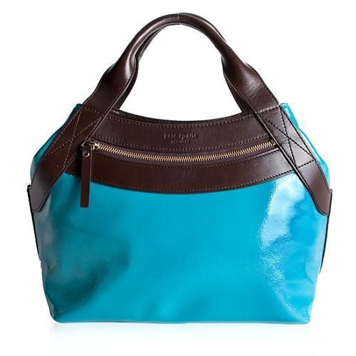 kate spade Patent Leather Satchel Handbag