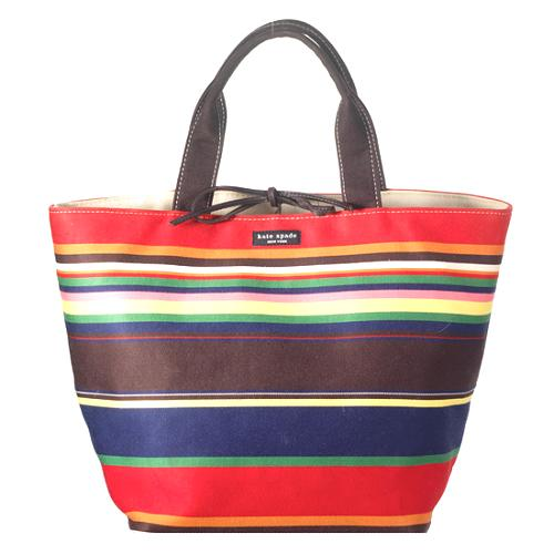 Kate Spade Striped Tote Kate Spade Handbags Bag Borrow Or Steal