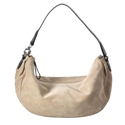 kate spade Suede Pochette Shoulder Handbag