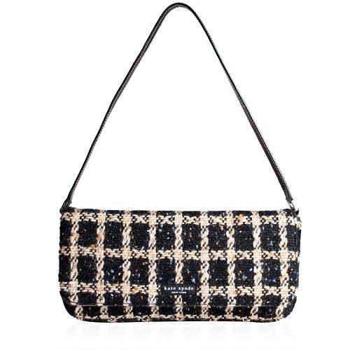 kate spade Tweed Shoulder Bag