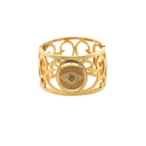 A.B.S. by Allen Schwartz Openwork Bangle & Earrings - FINAL SALE