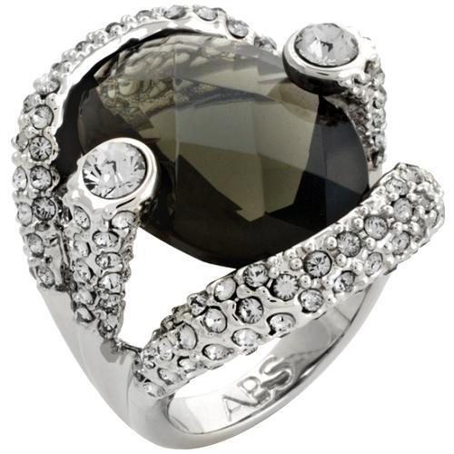 A.B.S. by Allen Schwartz Pave Ring
