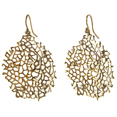 Alex Woo Narissa Tear Drop Earrings