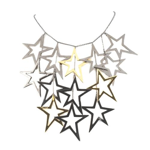Alexis Bittar Falling Stars Necklace