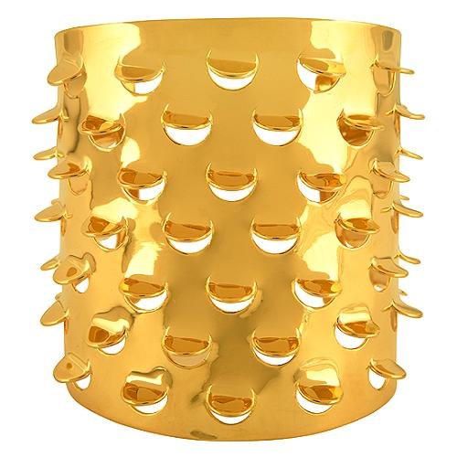 Alexis Bittar Large Scaled Cuff