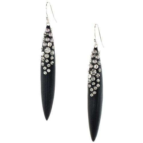 Alexis Bittar Long Linear Earrings