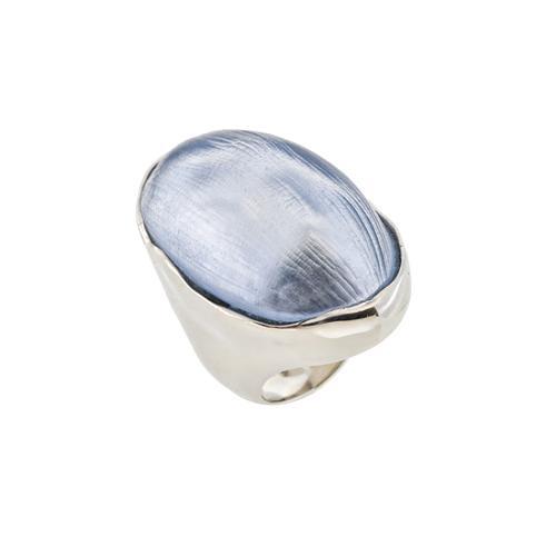 Alexis Bittar Modernist Oval Ring