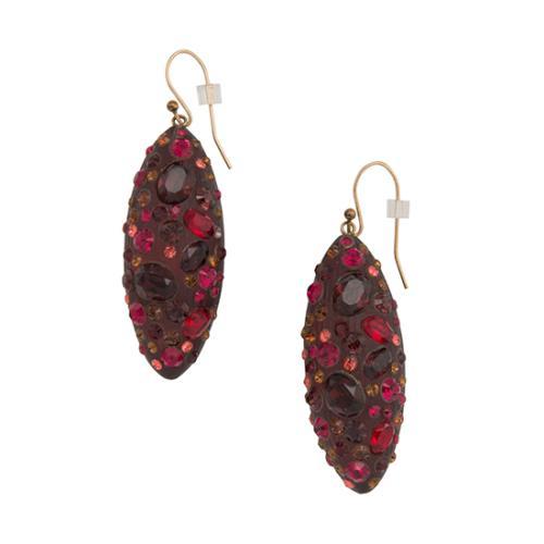 Alexis Bittar Ruby Dust Earrings