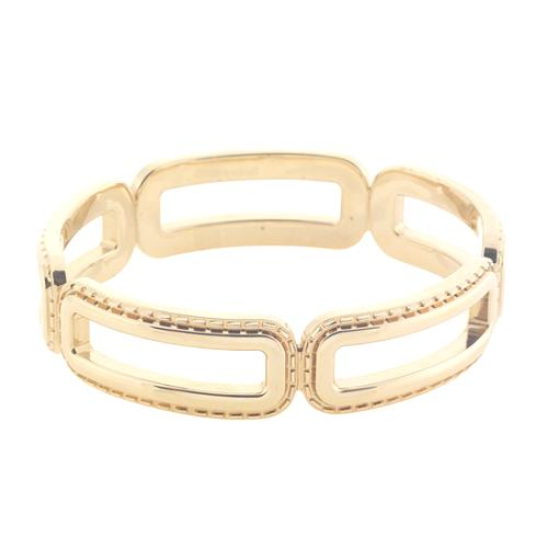Burberry Dash Bangle Bracelet - Size Large