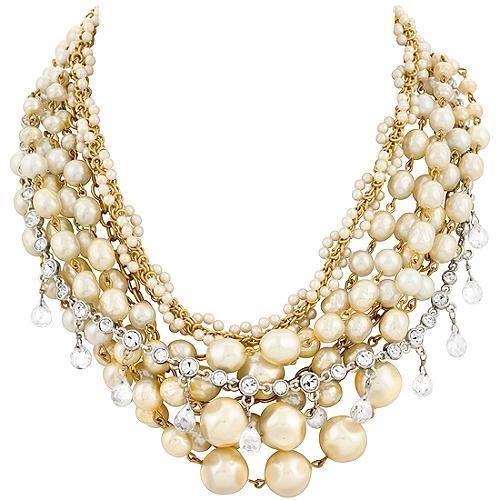 Carolee Lux Persian Gardens Necklace