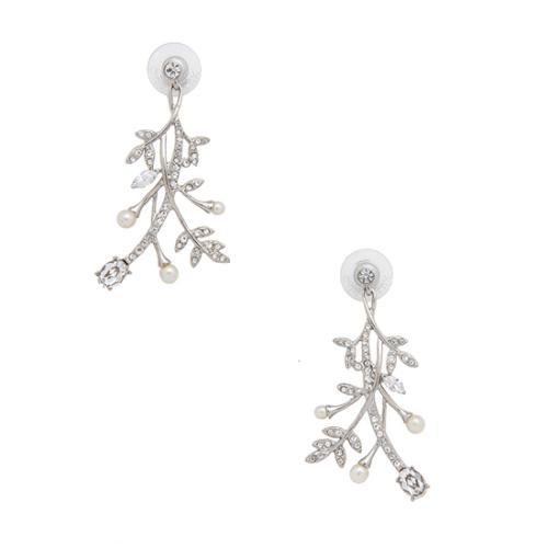 Carolee Lux Vine Drama Earrings - FINAL SALE