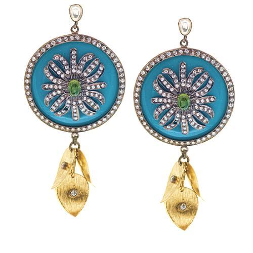 Chamak by Priya Kakkar Earrings