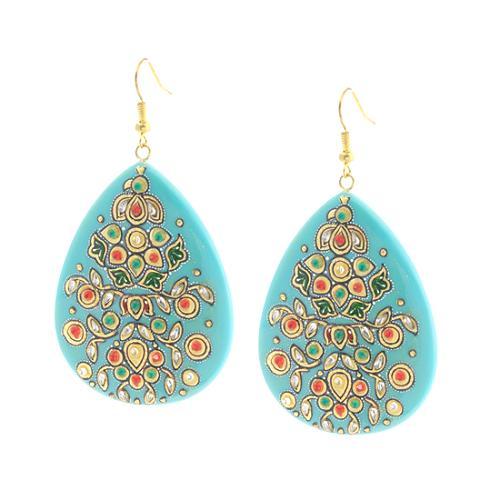 Chamak by Priya Kakkar Jeweled Earrings