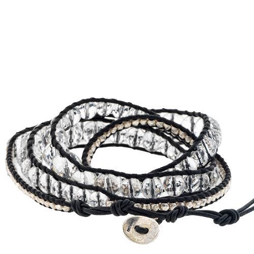 Chan Luu Clear Quartz Bracelet