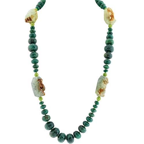 Chan Luu Indian Adventurine Necklace