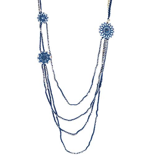 Chan Luu Waterlily Necklace