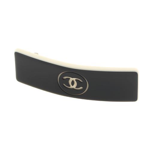 Chanel CC Hair Clip