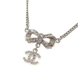 Chanel CC Ribbon Necklace