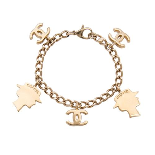 Chanel Coco Charm Bracelet