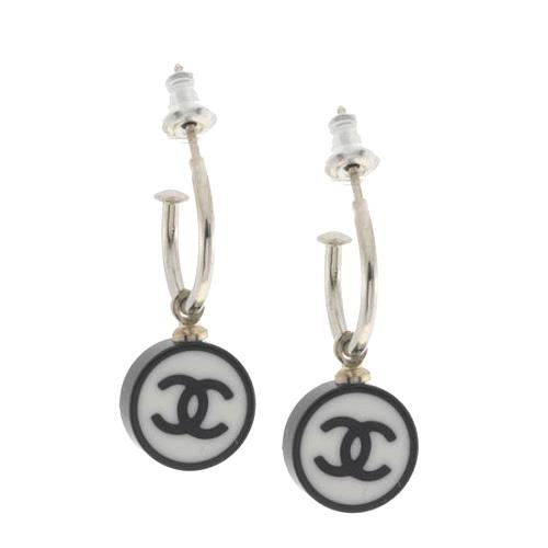 Chanel Drop Earrings