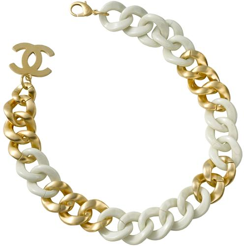 Chanel Large Link Necklace