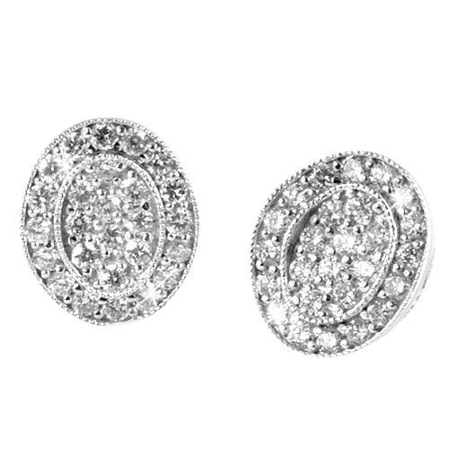 Charriol Celtic Noir Earrings