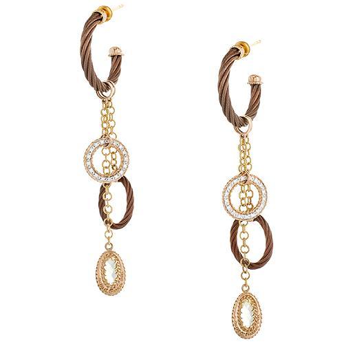 Charriol Celtique Earrings