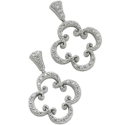 Charriol Cignature Earrings