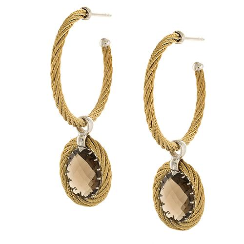 Charriol Classique Gemtone Earrings