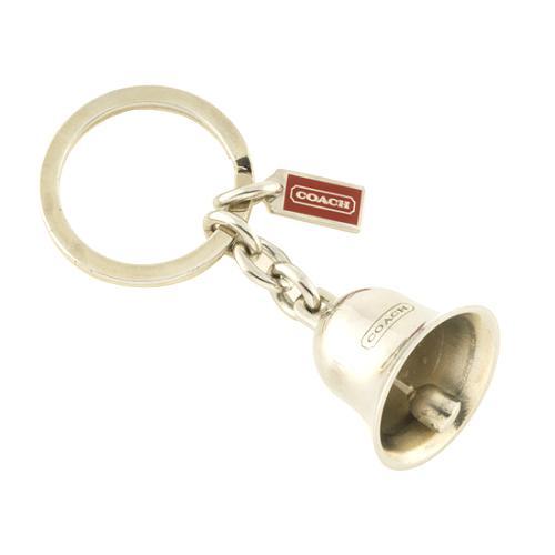 Coach Bell Key Ring