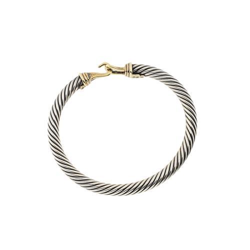 David Yurman 5mm Cable Buckle Bracelet