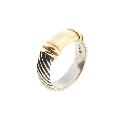 David Yurman Narrow Metro Ring