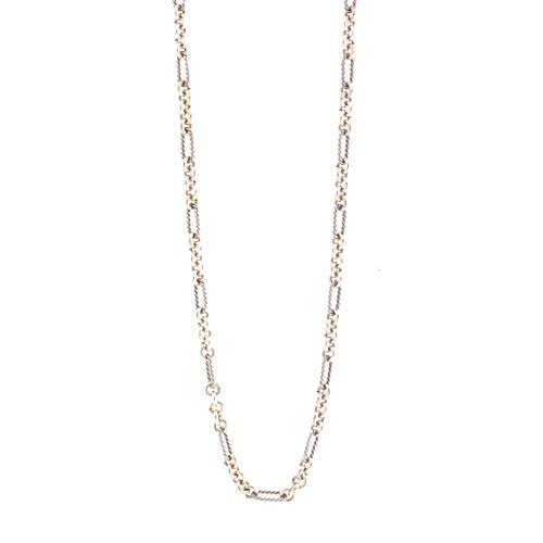 David Yurman Petite Figaro Chain Necklace