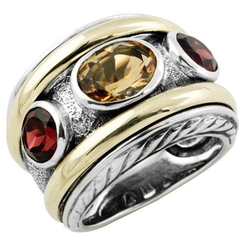 David Yurman Renaissance Ring